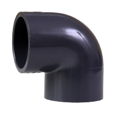 FIG 040 – uPVC Solvent Weld 90° Elbow
